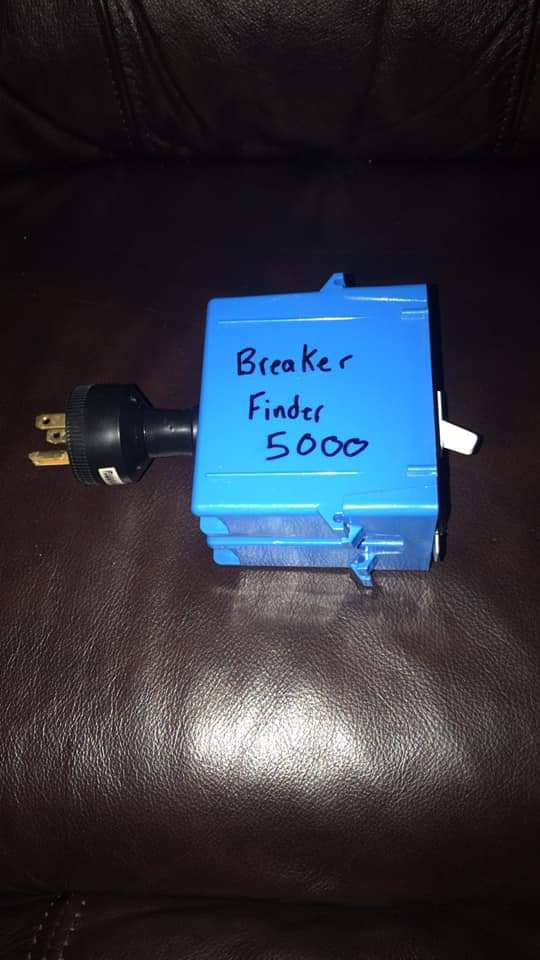 THE breaker finder 5000