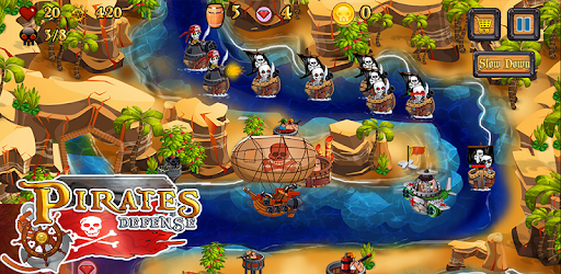 Tower Defense Pirates TD 1 5 (Android) - Download APK