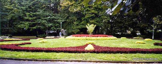 Photo: Burgas, park.  www.loki-travels.eu