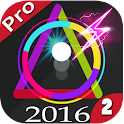 Tap Dot Jump Color 2016 icon