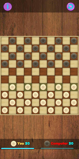Checkers   Draughts Online apkpoly screenshots 4