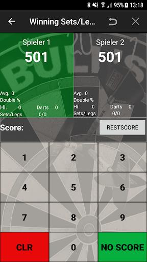 Darts Scoreboard: My Dart Training Apk 1