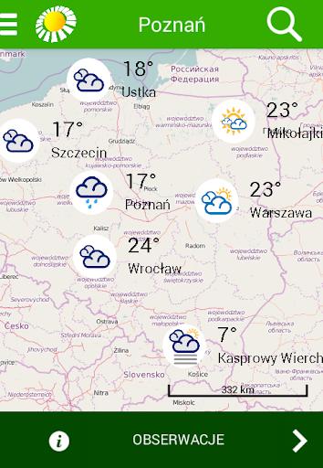 Pogodynka METEO-IMGW  screenshots 3