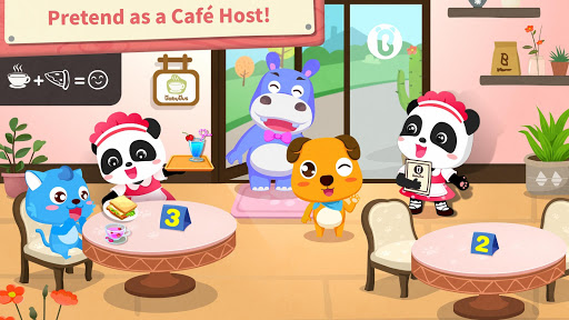 Baby Panda's Cafu00e9- Be a Host of Coffee Shop & Cook 8.24.10.00 4