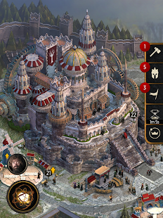 Game of Thrones: Conquest ™ - Jeux de Strategie Capture d'écran