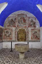 Photo: Murales. Iglesia de Chivay Chivay, Caylloma - Arequipa