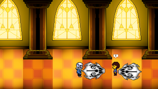 Bonetale Fangame screenshots 2