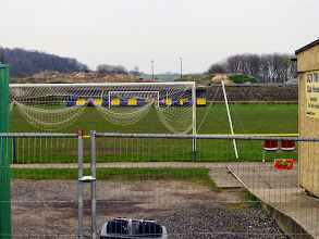 Photo: 21/04/06 - Ground photo taken at Carlton Town FC (NCEL) - contributed by Mike Latham