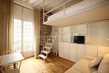 Studio meublé 16 m2