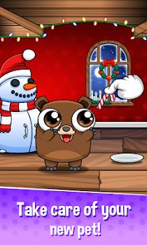 Happy Bear - Virtual Pet Game