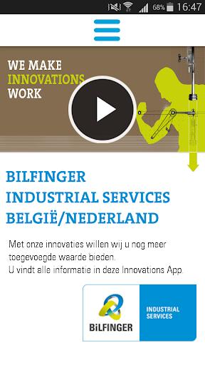 Bilfinger Innovations App