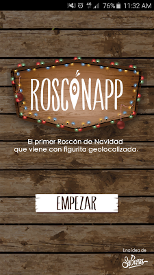 RoscónApp - screenshot