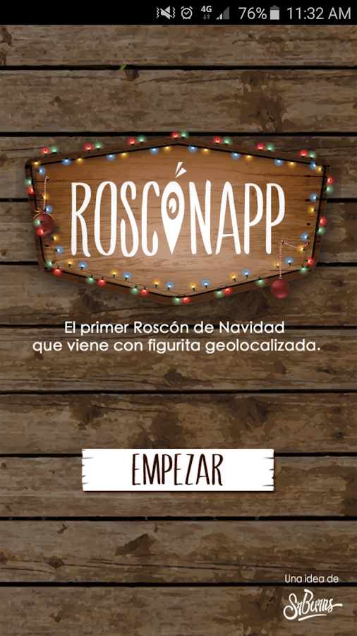 RoscónApp- screenshot