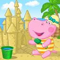 Kids beach adventures icon