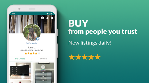 OfferUp: Buy. Sell. Letgo. Mobile marketplace screenshot 2