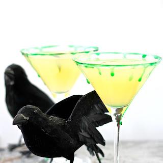 Slimy Limey Gin Margaritas.