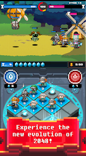 Summoner's Battle 2048 Mod Apk [Unlimited Money] 5