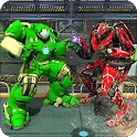 Ultimate Steel Robot Fighting icon