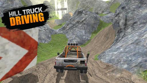 Hill Truck Driving 3D  screenshots 4