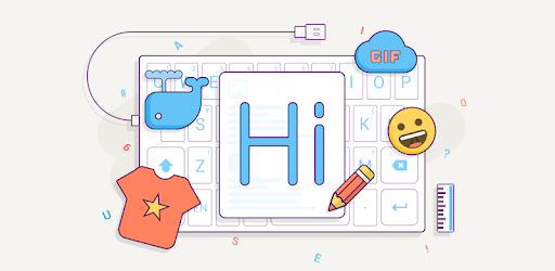 Hi Keyboard - Emoji Sticker, GIF, Animated Theme - Revenue