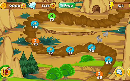 Bubble Zoo Rescue 2- screenshot thumbnail