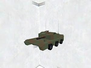 19式戦闘車セレタンク
