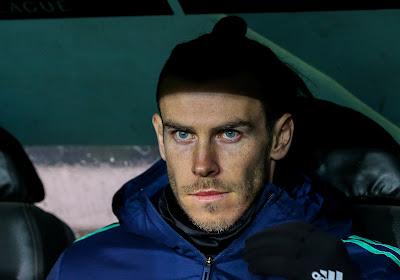 🎥 Une vidéo de Gareth Bale sur le banc du Real Madrid amuse l'Espagne
