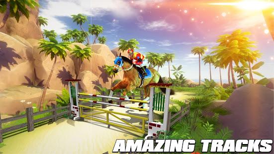 Horse Riding Simulator 3d Jockey Mobile Game On Windows Pc