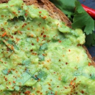 Avocado Toast (Vegan).