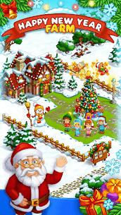 Farm Snow: Happy Christmas Story With Toys & Santa 2