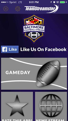 Baltimore Football STREAM+
