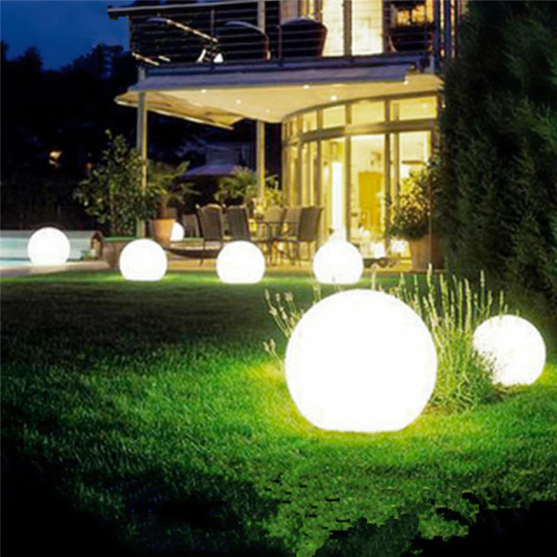All Different Types of Solar Landscape Lighting