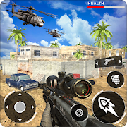 CS Army Mission Impossible: Free Shooting Game