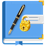 Diary with lock 3.1