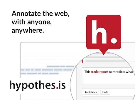 Hypothesis - Web & PDF Annotation