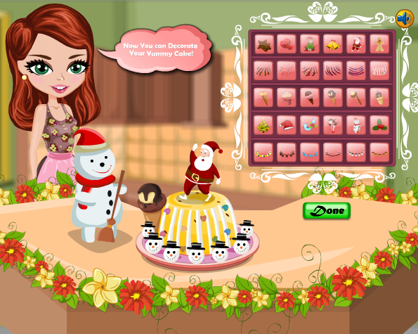 android Christmas Pudding Ice Cream Screenshot 5