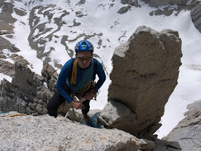 Photo: Mt. Whitney East Face