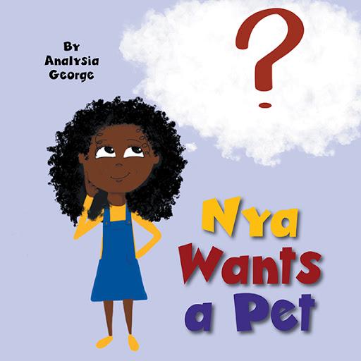 Nya Wants a Pet cover