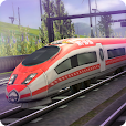 3D Euro Train Station 20