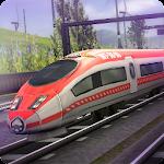 3D Euro Trains Icon