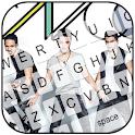 CNCO Keyboard Theme icon