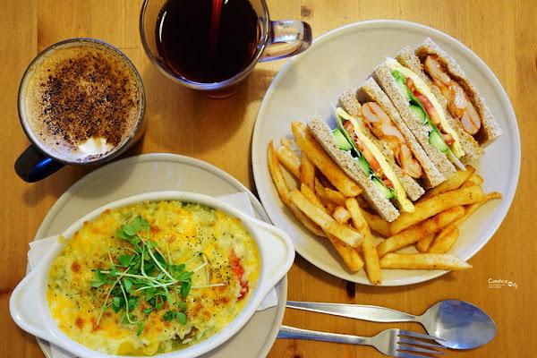 《松江路美食》蛙喜廚房 一間很溫馨的親子友善餐廳
