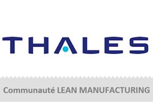 Norbert Dubost de VP Operations & Industrie, THALES Microwave & Imaging Sub-Systems interviendra lors du Lean Tour Région Centre 2017 pour la communauté Lean Manufacturing
