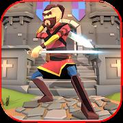 Blocky Shadow Ninja Kungfu Saga Warrior Arashi