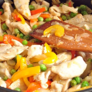Red Wine Roast Chicken With Vegetables