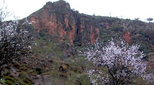 'Desde mi ventana': la Cueva de Nieles de Canjáyar