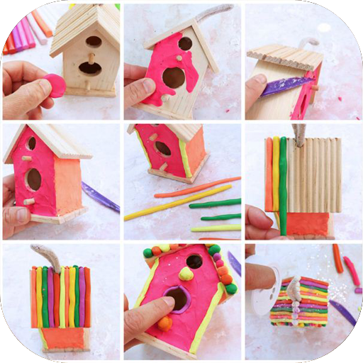 Simple Art And Craft Ideas