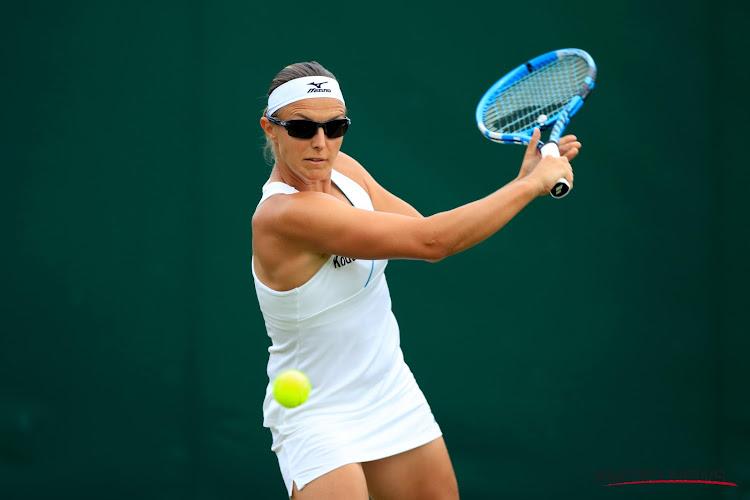 Flipkens heeft geluk: ze treft lucky loser in eerste ronde US Open