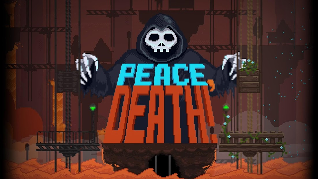 Peace, Death! Android App Screenshot