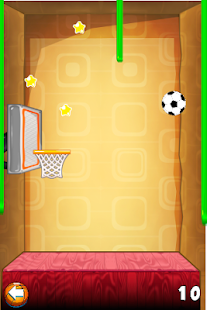 Wall Free Throw Soccer Game- screenshot thumbnail